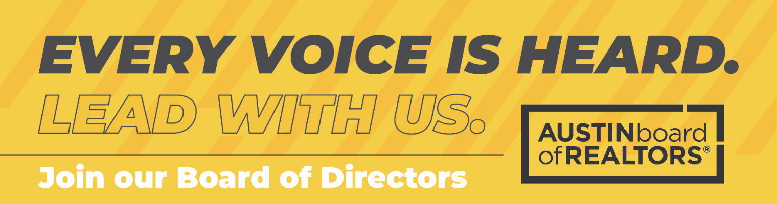 Board Of Directors Page Banner